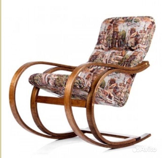 Кресло-качалка   из рук