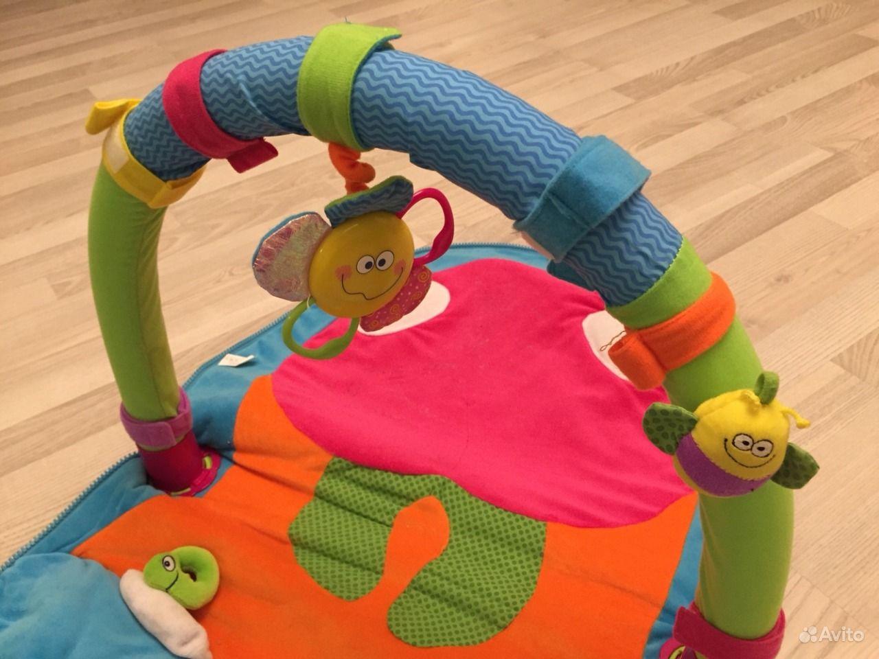 Развивающий коврик для детей своими руками (36 фото как) 2