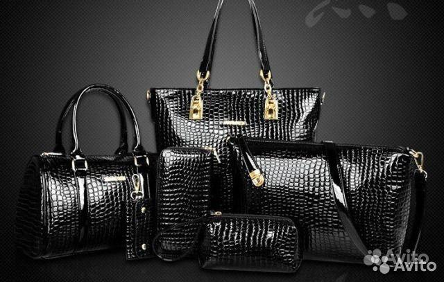 Новые, в упаковке, кошельки и сумки. Иркутская область,  Иркутск
