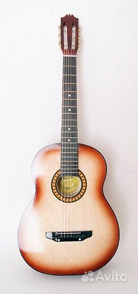 Новая акустическая гитара Т. И. М 2К. Ростовская область, Таганрог