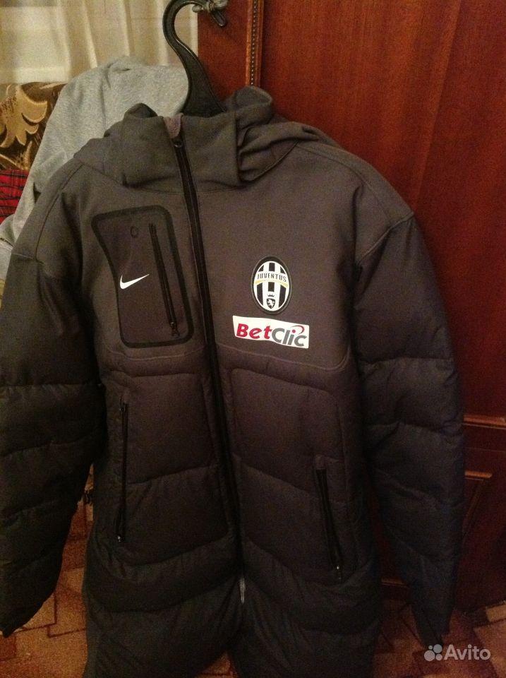 2faeff5b Размер L. Объявление о продаже Куртка Ювентус (из клуба) в Москве на AVITO