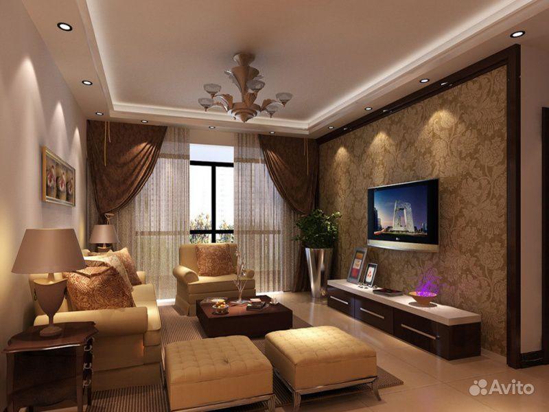 Дизайн квартиры, 190 кв.м