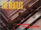 Пластинка LP Beatles Please Please Me