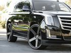 Cadillac Escalade диски 22 кадиддак эскалейд