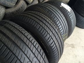 225 55 17 Michelin primacy 3 комплект