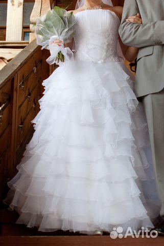 Объявление о продаже Свадебное платье в Краснодарском крае на Avito.  Дорогие будущие невесты.  Хочу поздравить Вас с...