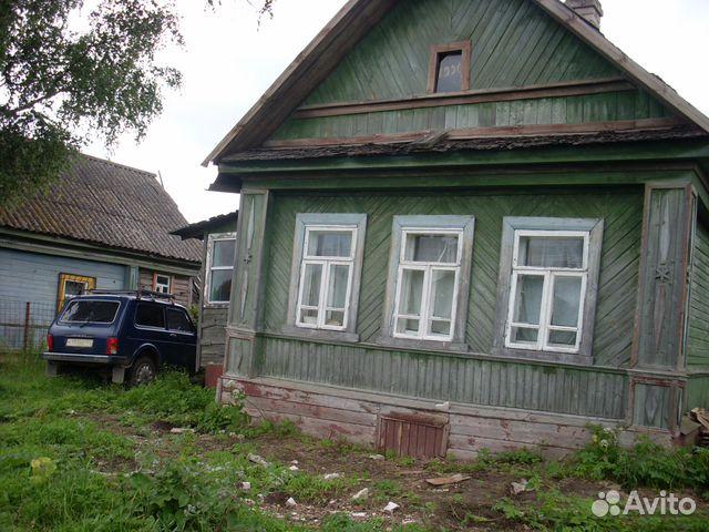 Дом 54 м² на участке 30 сот.