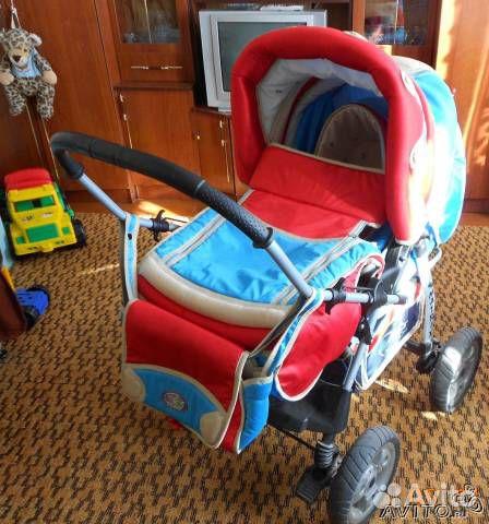 Детская коляска matrix зима лето