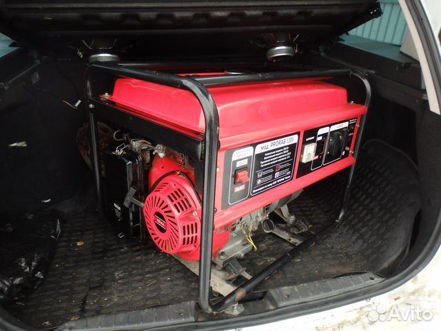 Генератор бензиновый prorab 2203 бензиновый
