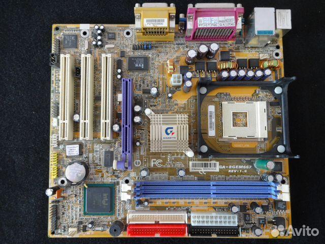 Драйвер gigabyte ga-8gem667 bios f4