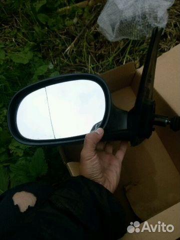 Левое зеркало ланос. шанс 89203417624 купить 1