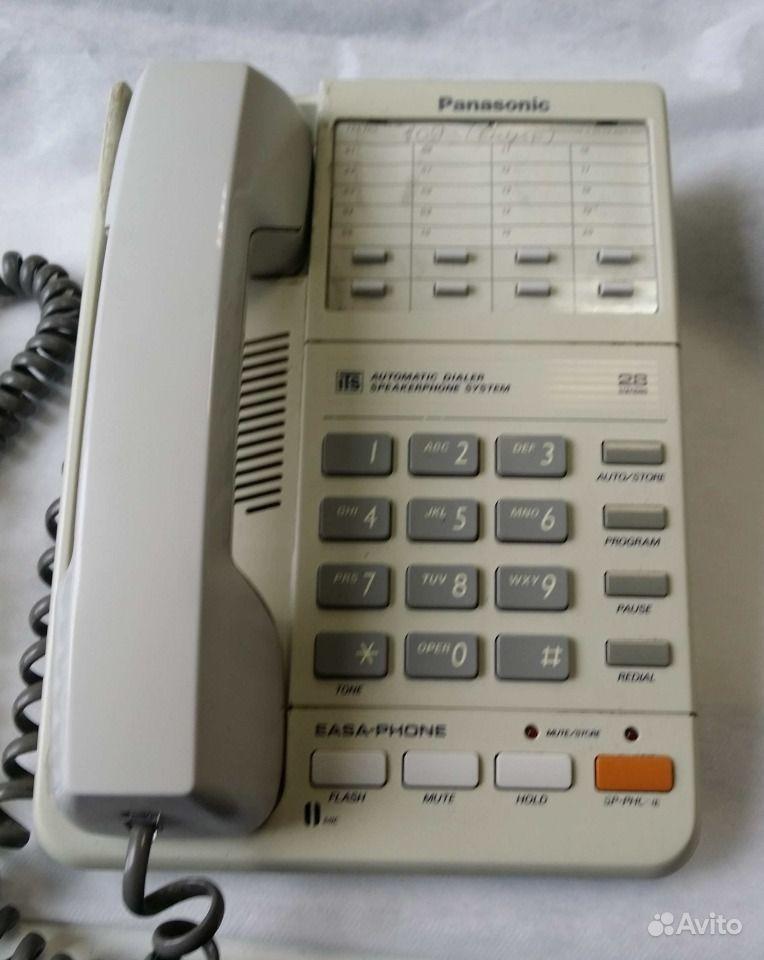 Panasonic Kx-tca150rut инструкция - фото 10