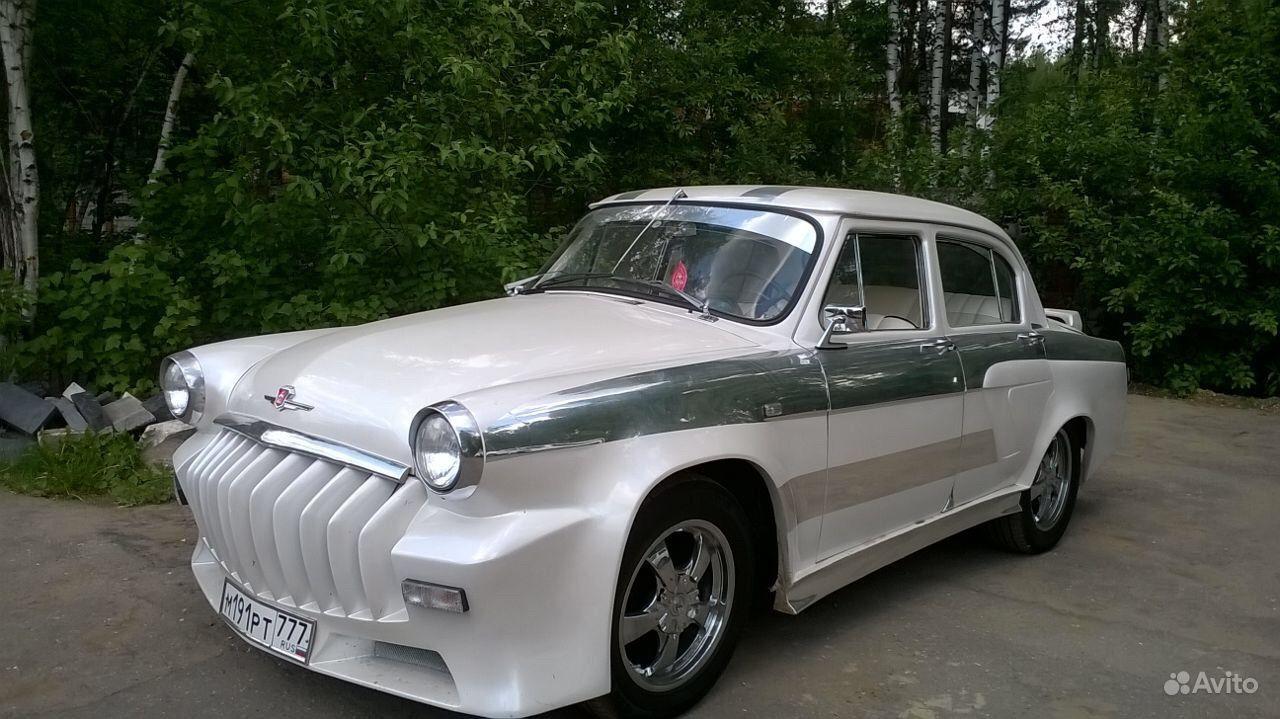 ГАЗ 21 Волга, 1964 — Автомобили в Геленджике