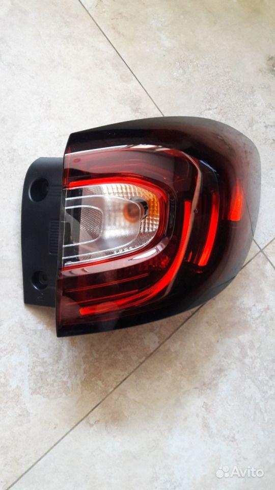 renault t9 задний фонарь