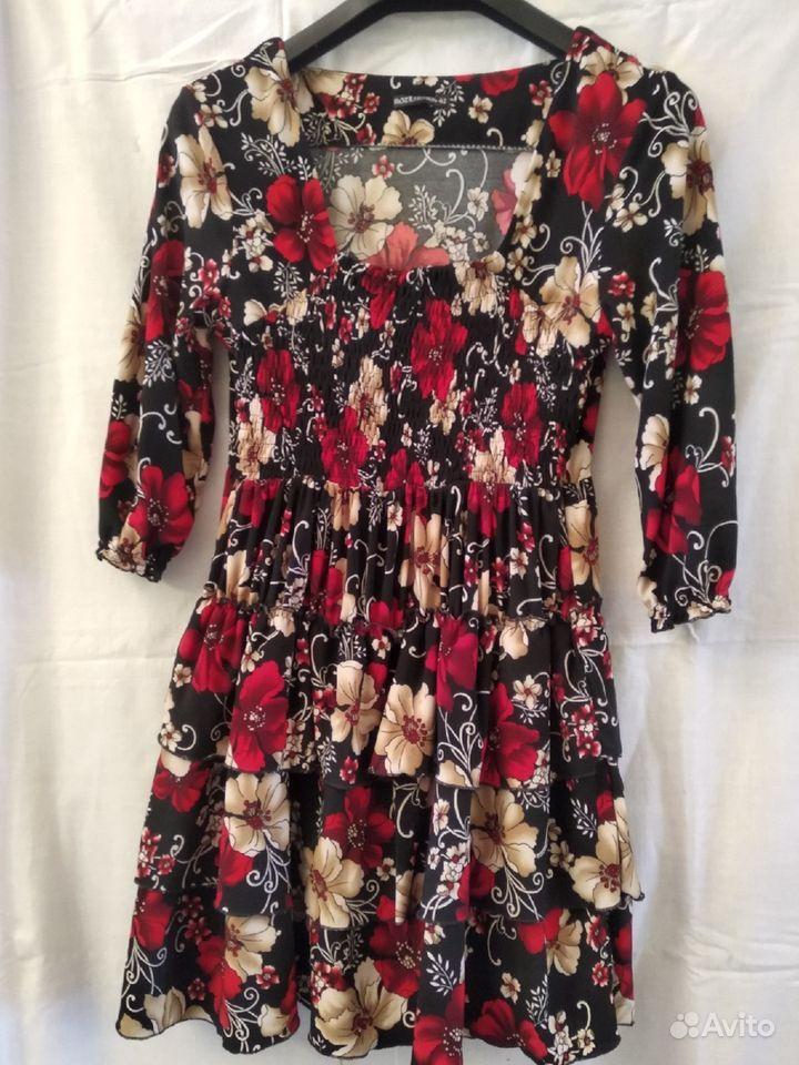 Туника - платье — фотография №2