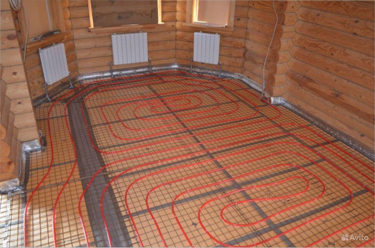 Отопление, водоснабжение, теплый пол купить на Вуёк.ру - фотография № 6