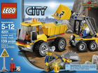 Lego/ Лего 4201-loader AND tipper new
