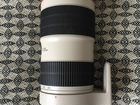 Canon EF 70-200 mm f/2.8L IS II USM + UV