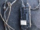 Блок управления ручником бмв Х 6 BMW X 6