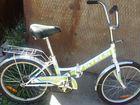 Велосипед подростковый stels pilot складной