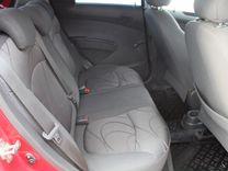 Chevrolet Spark, 2012