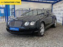 Bentley Continental GT, 2006, с пробегом, цена 2899000 руб.