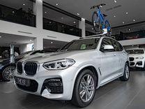 Новый BMW X3, 2021, цена от 4038400 руб.