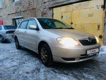 Toyota Allex, 2001 г., Красноярск