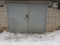 Металлический гараж в калязине гаражи в нижнекамске купить