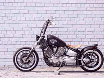 Yamaha XVS1100 Drag Star custom Black Jack