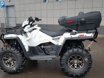 Polaris Sportsman touring 570 с пробегом 3.900 км