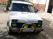LADA 4x4 (Нива), 2001 — Автомобили в Белгороде
