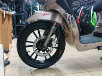 Скутер Regulmoto Trevis 125 — Мотоциклы и мототехника в Москве