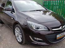 Opel Astra, 2015 г., Пермь