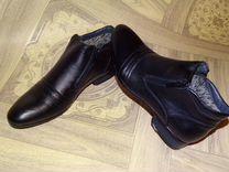 Ботинки осенние — Одежда, обувь, аксессуары в Великом Новгороде