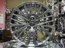 Новые диски R18 5x114.3 на Toyota Camry V70