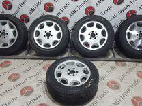 Комплект дисков Ромашки на Mercedes R129 SL