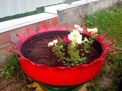 Клумба для цветов