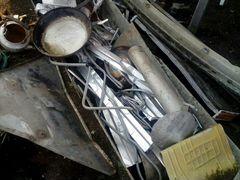Вывоз металлалома.из населённых пунктов