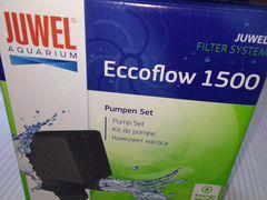 Помпа juwer aquarium eccoflow 1500