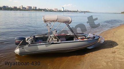 Надувной Быстросъемный пвх борт (баллоны) на лодку объявление продам