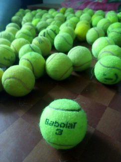Теннисный мяч объявление продам