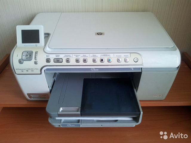 Driver hp photosmart c5200 series para windows 7