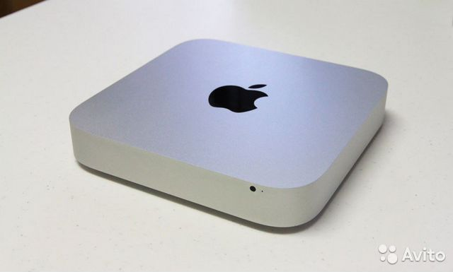 Mac Mini i7 2.3 Late 2012 (SSD+HDD) MD388