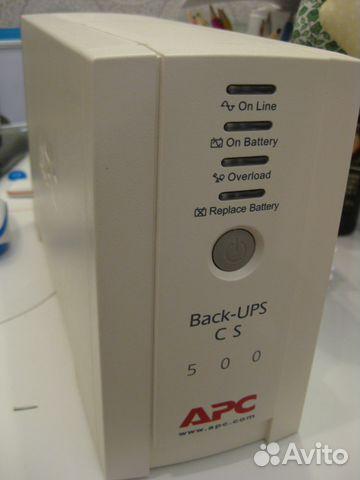 Схемотехника Back-UPS CS