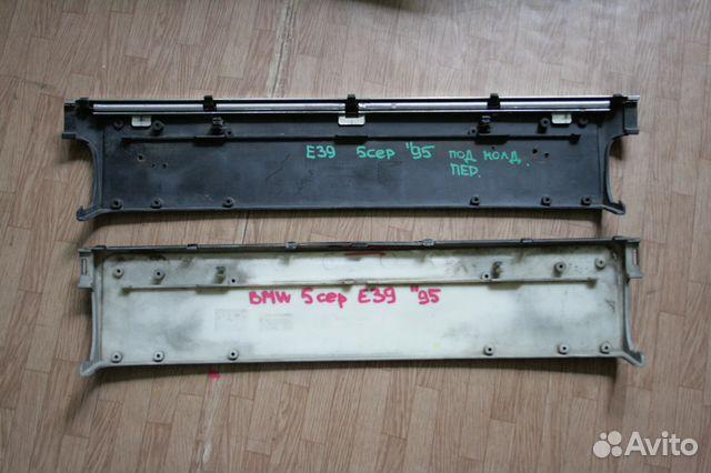 накладка под номер bmw e39