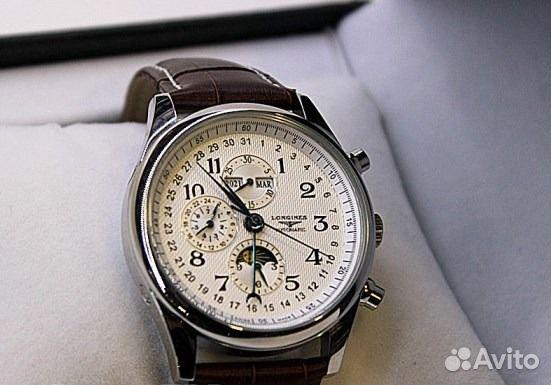 Лонжин мужские часы купить купить механические часы в москве orient