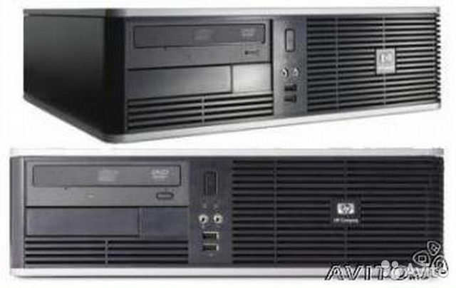 HP Compaq dc5750 sff AMD Athlon 64 (выбор)