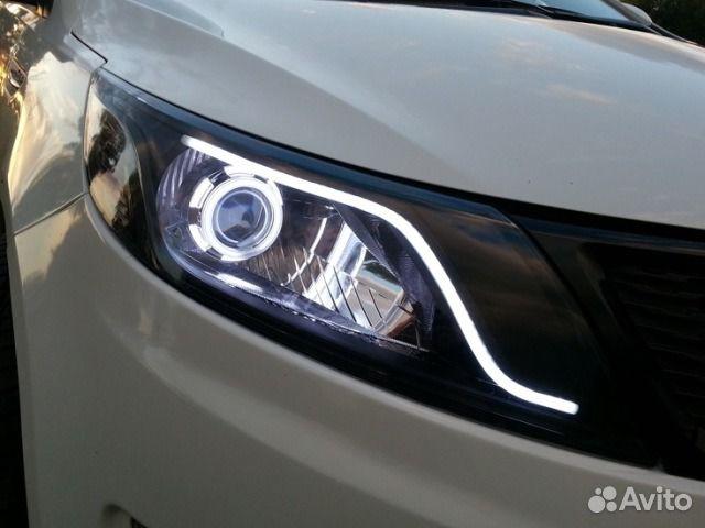 Авто светодиодные огни
