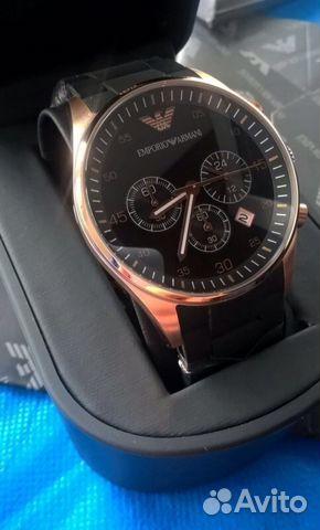 Часы emporio armani ar5905 оригинал
